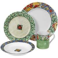 Corelle Watercolors 16-piece Dinnerware Set - Free ...