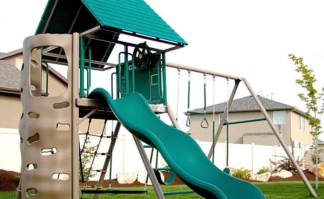 Lifetime Adventure Deluxe Playset Free Shipping Today