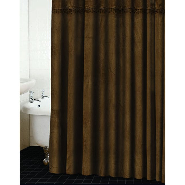 Mata Hari Bronze Shower Curtain Free Shipping On Orders Over 45