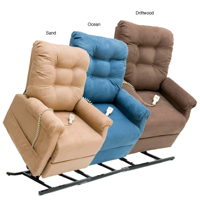 mega motion lift chairs cheap kitchen tables and shop lc 100 easy comfort chair free shipping today overstock com 4355677