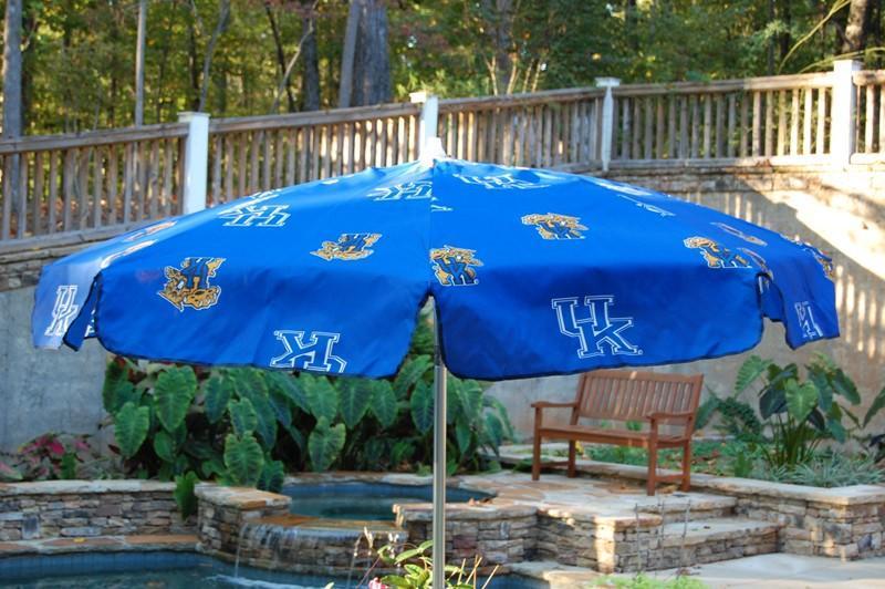 University of Kentucky 75foot Patio Umbrella  12329837