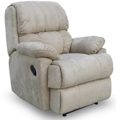 Ergonomic Recliner Chair Plastic Material Shop Latte Microfibre Free Shipping Today Overstock Com 4367305