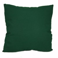 Dark Green Outdoor UV-resistant Decorative Pillows (Set of ...