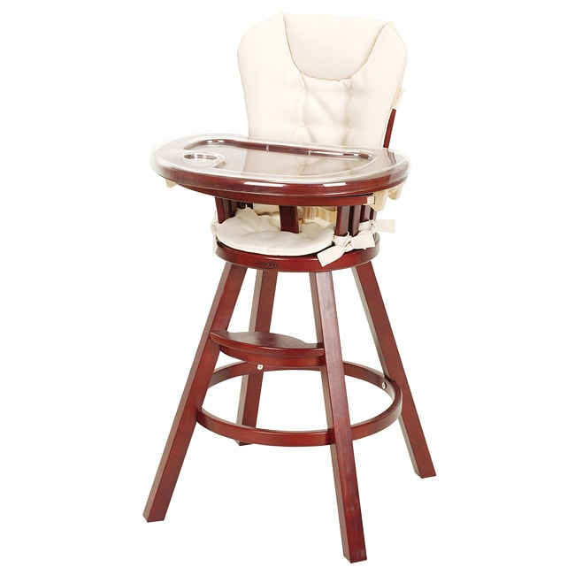 graco high chair coupon casters for carpet shop classic wood in cherry free shipping today overstock com 4612880
