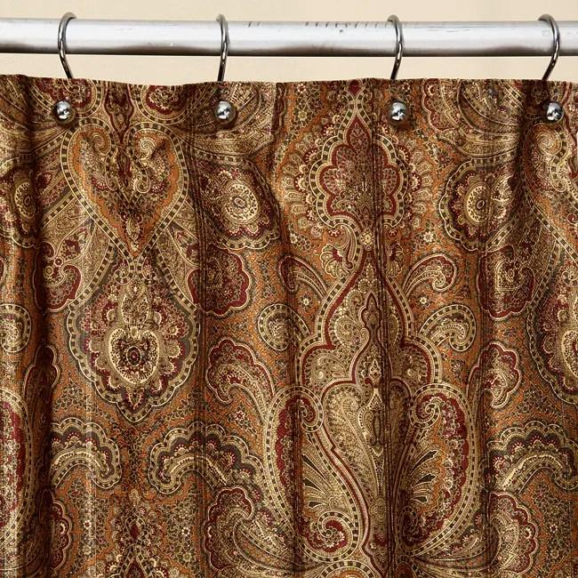 Croscill Madeira Shower Curtain  12584022  Overstockcom