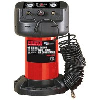 UST 1-HP 2-gallon Wall-mount Air Compressor - Free ...