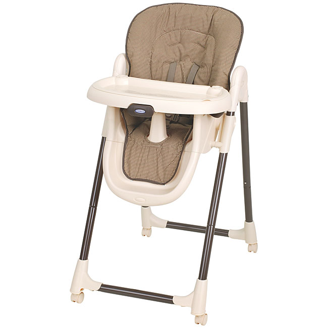 graco slim spaces high chair upholstered dining room covers meal time in g galore - free shipping today overstock.com 12734923