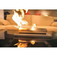 Tabletop Solo Bio Ethanol Fireplace - Free Shipping Today ...