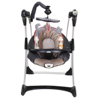 Graco Silhouette Infant Swing in Sachi