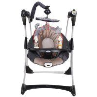 Graco Silhouette Infant Swing in Sachi - Free Shipping ...