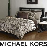 Michael Kors Taos King-size 3-piece Comforter Set - Free ...