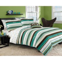Roxy Brynn 8-piece Full-size Bed in a Bag with Sheet Set ...