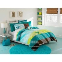 Shop Roxy Summer Daze 10-piece Full-size Bed in a Bag with ...