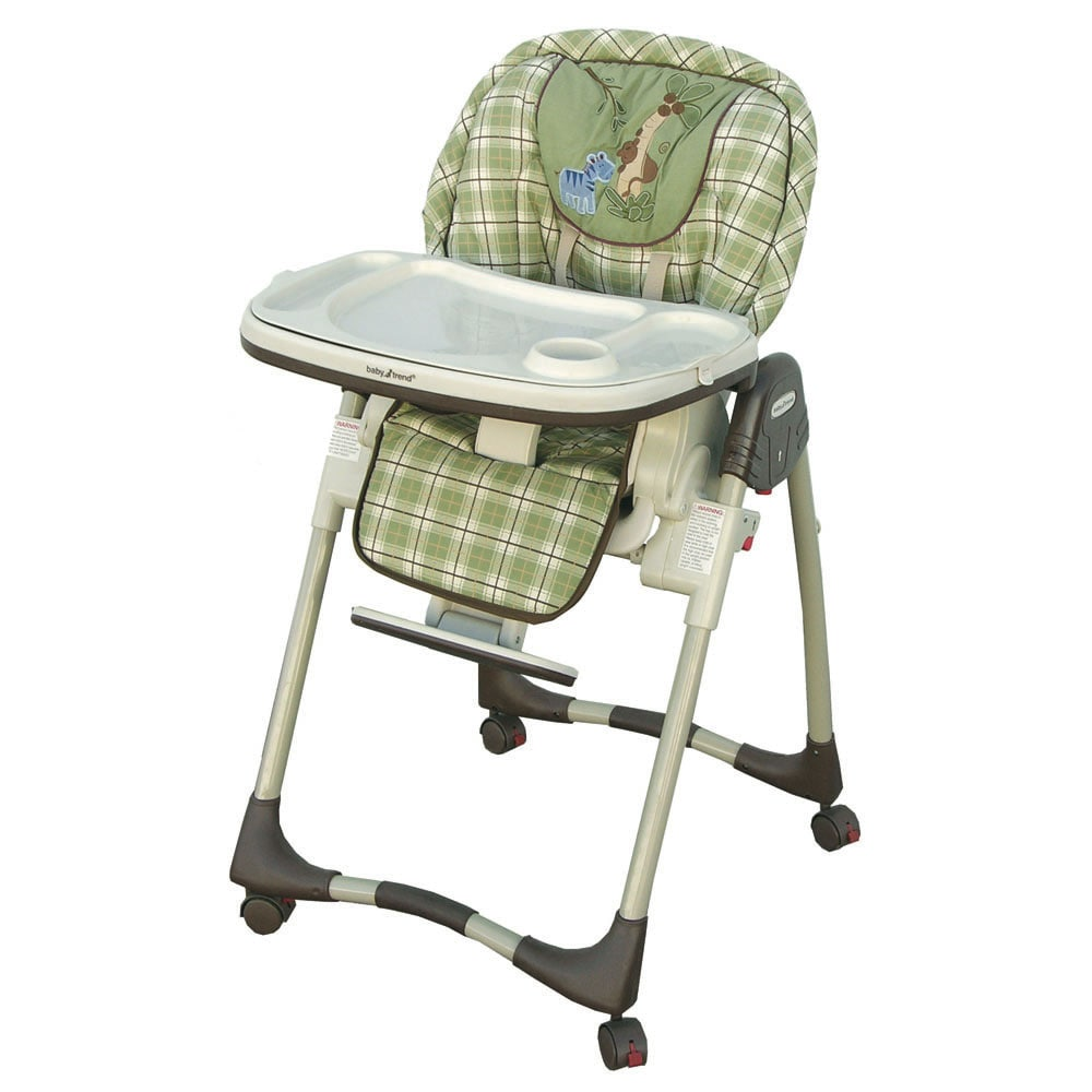 zebra high chair designer accent chairs shop baby trend nambia free shipping today overstock thumbnail