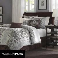 Madison Park Carrington 7-piece Queen-size Comforter Set ...