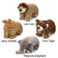 Extra Large 26-inch Jungle PillowChums - 13286950 ...