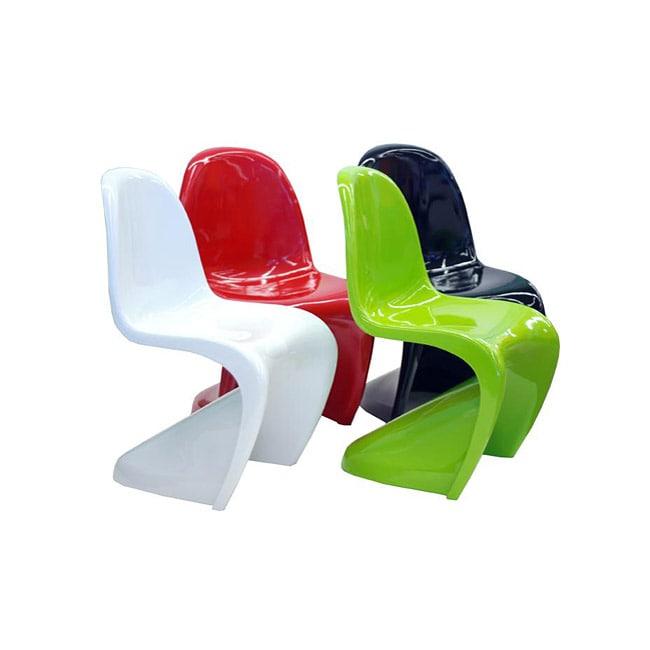 panton s chair 2 x 4 rocking shop verner set of free shipping today thumbnail