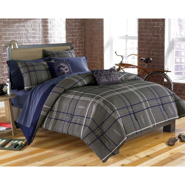 Quiksilver Skyward 9-piece Full-size Bed In Bag With Sheet Set - 13476342