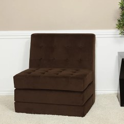 Christopher Knight Chair Gesture Review Brown Fold-out Microfiber Sleeper Bed - Free Shipping Today Overstock.com 13576251