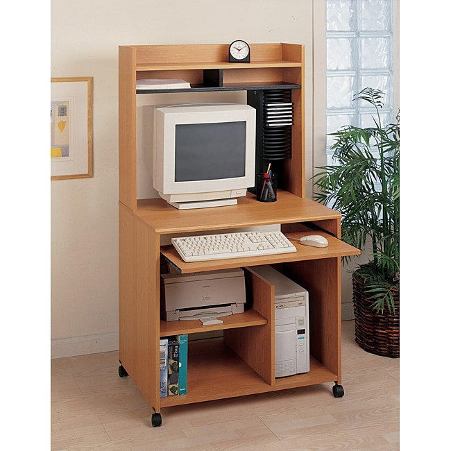 OSullivan Computer Cart  Free Shipping Today  Overstock