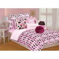 Microplush Cupcake Twin-size 2-piece Comforter Set - Free ...