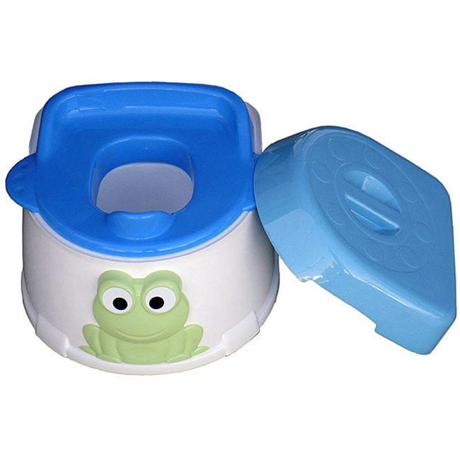 frog potty chair herman miller refurbished chairs shop bebelove 3 in 1 free shipping on orders over 45 thumbnail