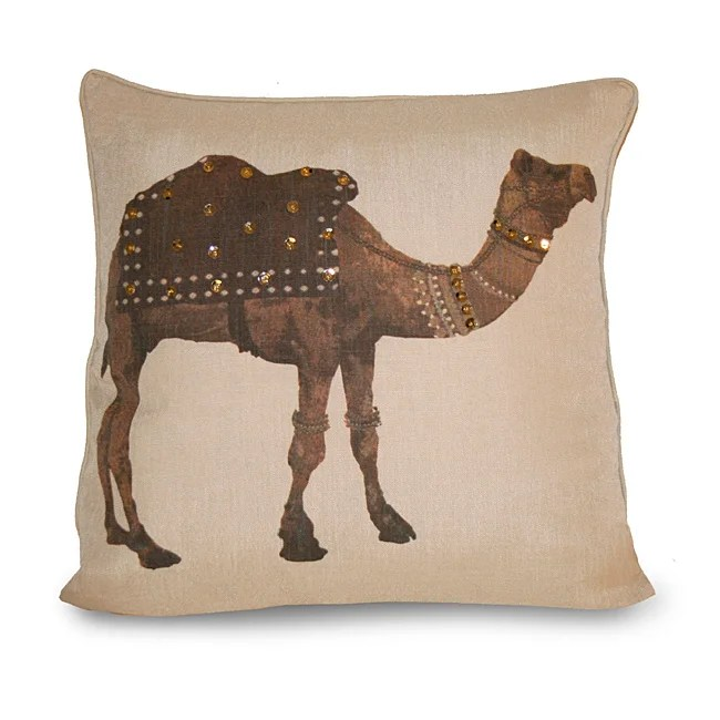 Camel Pillow  Free Shipping On Orders Over 45