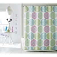 Steve Madden Stella Shower Curtain