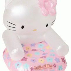 Inflatable Chair Canada Children S Mickey Mouse Table And Chairs Shop Hello Kitty Ships To Overstock Ca