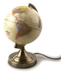 Globe Touch Lamp - Free Shipping On Orders Over $45 ...