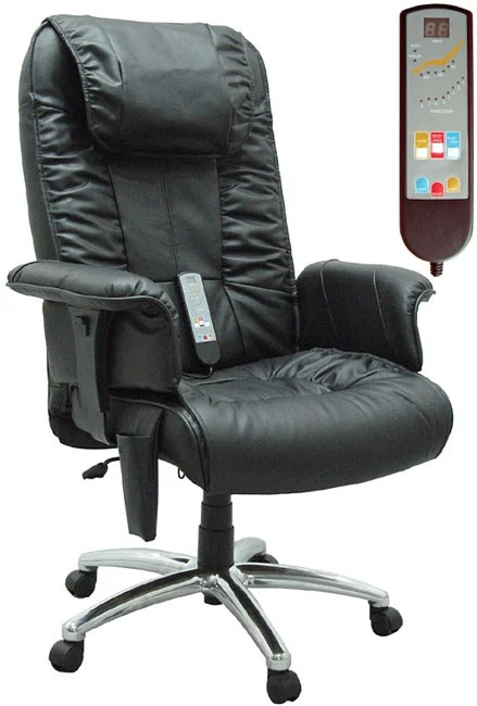 Leather Executive Office Massage Chair  948367