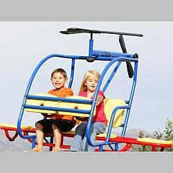 Shop Lifetime Helicopter Teeter Totter Free Shipping