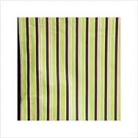 kathy ireland Chocolate Mint 4-piece Crib Bedding Set ...