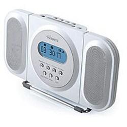 Memorex MC7100 CD Clock Radio with Digital Tuner