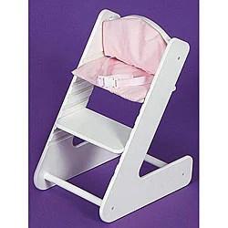 Shop Badger Basket Co Swedishstyle Doll High Chair