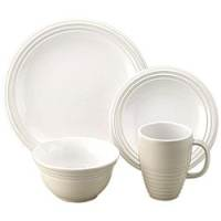Shop Pfaltzgraff 'Cappuccino' 16-piece Dinnerware Set ...