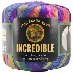 Shop Lion Brand Carnival Incredible Yarn  Free Shipping
