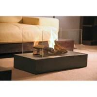 Free Standing Portable Bio-ethanol Fuel Fireplace - Free ...