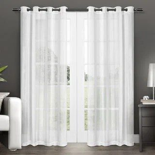 96 Inches Sheer Curtains Shop The Best Deals For Jun 2017