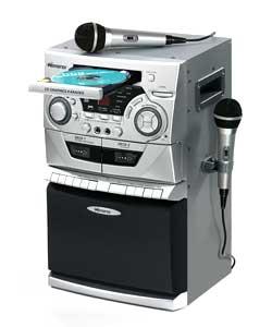 Shop Memorex MKS5012 Dual-Voice Karaoke System