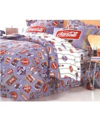 Coca-Cola Bed-in-a-Bag - 459226 - Overstock.com Shopping ...
