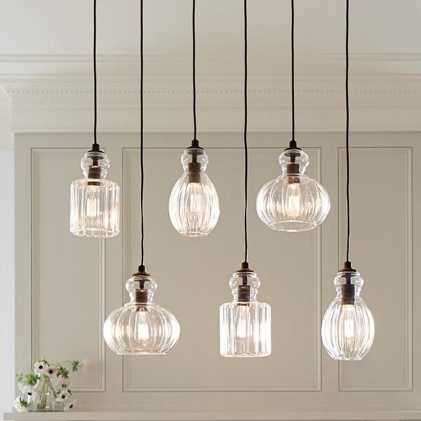 https www overstock com lighting ceiling fans kichler lighting riviera collection 6 light olde bronze linear chandelier 19568284 product html