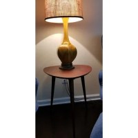 Shop Naja Mid-Century Wood End Table by Christopher Knight ...