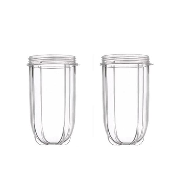 Shop Blendin 2 Pack Replacement 16oz Tall Jar Cups,Fits
