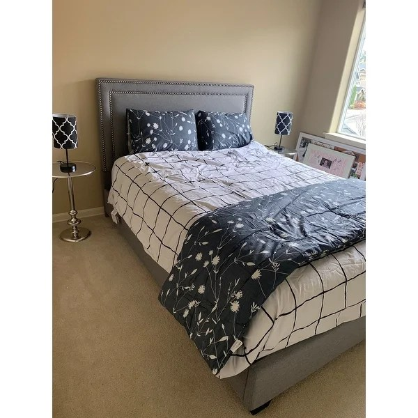 pillow top plush innerspring mattress