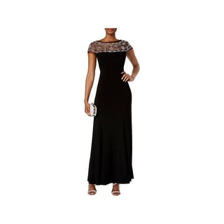 richards womens evening dress beaded black tie also buy formal dresses online at overstock our best rh