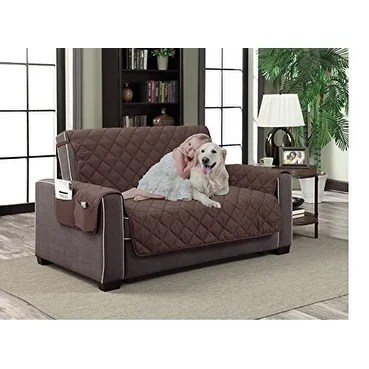 quilted microsuede sofa cover cleaning west london shop home dynamix slipcovers all season microfiber pet furniture protector free shipping on orders over 45 overstock com 21425093