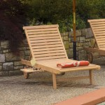 Shop Nirwana Natural Teak Chaise Lounge Chair By Havenside Home On Sale Overstock 31004647