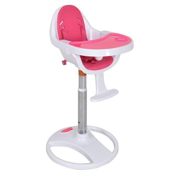 Pedestal High Chair