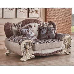 6 Piece Living Room Set Wall Decor For Large Shop Luxury Design Royal Majestic Sofa